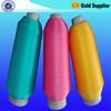 Factory Direct wholesale Hank dyed dty strech Ribbon nylon yarn