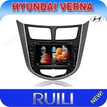 hyundai verna car audio dvd player with gps/bluetooth/ipod/usb/camera/mp4/mp3