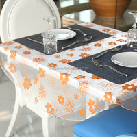 2015 Gold Restaurant Round Tablecloth Wholesale