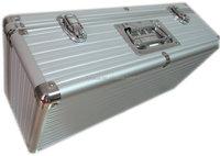 aluminum wine bottle package case,aluminum cases with logo