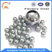 Hot Sale 3--6mm Stainless Steel Ball for Gun Bullet