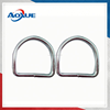 Small MOQ Customized Stainless Steel D Ring Welded
