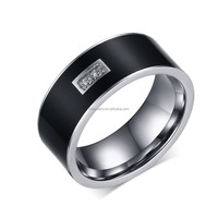 Latest Design Stainless Steel Smart Ring For Smart Phone NFC Smart Ring China Shenzhen Quality