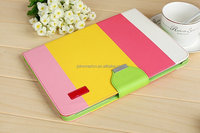 2015 New Fashion Leather Belt Clip for iPad mini Case Stand With Card Slot Manufacturer Wholesale
