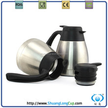 Coffee Pot Stainless Steel Vacuum flask 400mL,600mL,800L / THERMOS stainless steel pot