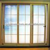 European standard high quality aluminium double glass sliding window for home