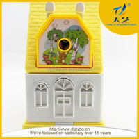 small family house pencil sharpener