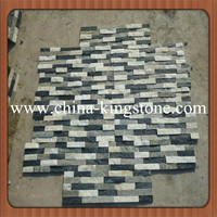 Hot sale rough slate wall tile for construct decoration
