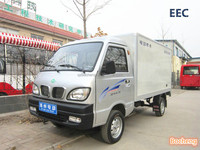 2015 Electric cargo van with EEC certificate from china factory