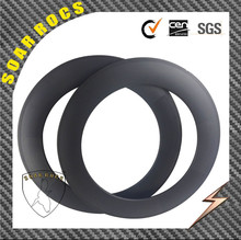 2015 SoarRocs NEW arrival 88mm clincher rims high TG resin 23mm width road bike/track rims