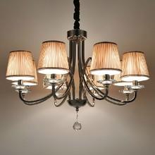 8 lights zhongshan chandelier for wholesale