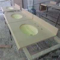 chemical resistant artificial stone kitchen quartz countertop