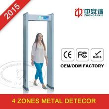 Economical Walk Through Metal Detector, Industrial Security Gate