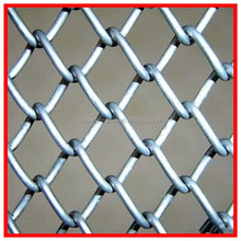 wholesale high quality hot-dipped galvanized chain link fence for sale