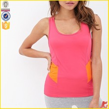 100%polyester plus size women stringers tank tops t shirts