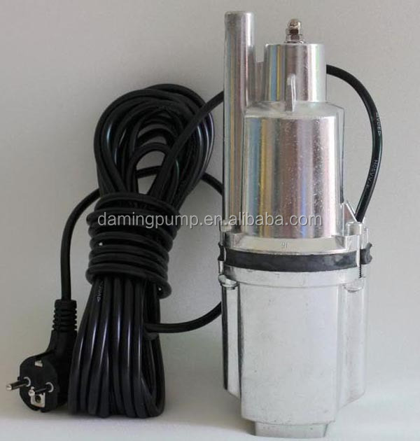 2014 DAMING VMP series best-seller russian electric centrifugal submersible vibration clean water pump