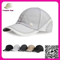 professional factory made plain white sport outdoors caps new yor baseball cap