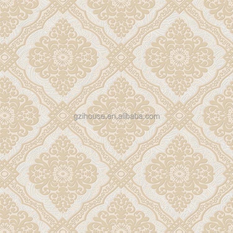 2015 광주 공장 신선한 패턴 벽지 디자인을 nonwoven-벽지 또는 벽 ...