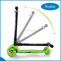 Ali expres china best selling hot chinese toy products kiids mini folding scooter/mini kick scooter with CE Approved
