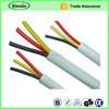 colorful PVC transparent speaker cable wire
