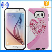 Water Transfer Printing 3D Cartoon Case For Sony T3/D5103