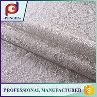 Wholesale fabric supplier Latest desgin Super Stretch fabric jacquard