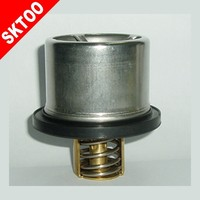 Stainless steel Small wholesale car thermostat used for VOLVO 86 degree engine coolant thermostat 8149186