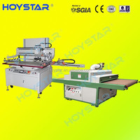 Sticker Automatic Silk Screen Printing Machine Prices