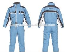 de petróleo y gas staation uniforme ropa de trabajo retardante de llama de ropa de trabajo de la mascota