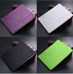 LETSVIEW Factory Direct Wholesale Bulk Order Smart PU Flip Stand Leather Case Premium Fancy Back Cover Shell Housing for Ipad 2
