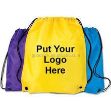 laminated non woven waterproof drawstring bag