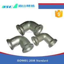 Ali wholesale Stainless steel water pipe fittings casting