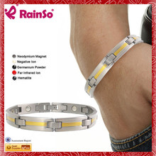 Circulation arrow chain link metal pure handmade pendant braised rope bracelet for sp