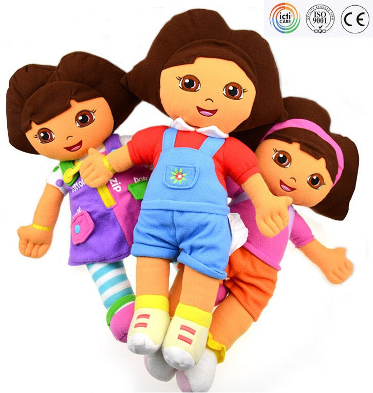 Dora The Explorer Plush Toys Custom Plush Doll Soft Doll - Buy Custom ...: http://alibaba.com/product-detail/dora-the-explorer-plush-toys-custom_60239431788.html