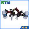 KIM Xenon HID H4 L/H halogen 8000k replacement Bulbs
