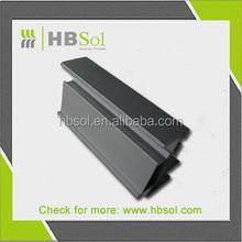 Powder coating Aluminum Profiles/ window frame