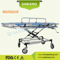 SKB040(A) patient transport stretcher trolley