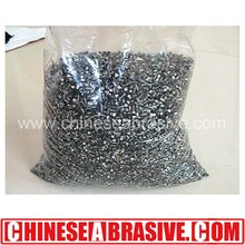 surface finished manufacturer blasting steel cut wire shot