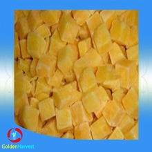 New corp IQF frozen pumpkin chunk frozen vegetable with competitive price