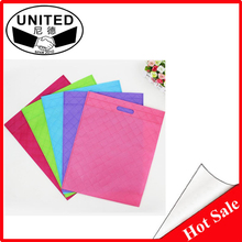 Sweet Color Women Folding Reusable Shopping Carry Bag Non-woven Fabric Handbag