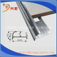 Guangdong Factory Price 9.8mm aluminum quarter round