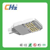 Modular design anti-glare led street light fitting IP66 water proof
