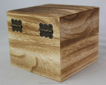 2015 most popular wooden packing box