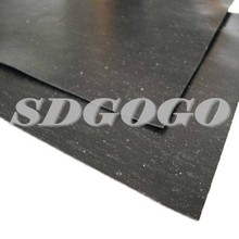 acid proof (non) asbestos rubber sheet 250 2.5MPa seal material