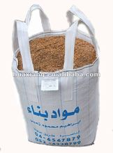 500kg pp virgin big bag, container bag, ton bag for sand, ore sand CR