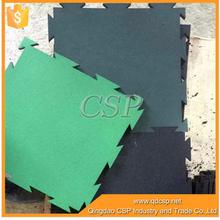 La stabilità UV durevole anti- slittamento piastrella di collegamento esterno di mattoni