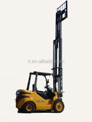 engine xinchai 490bpg forklift with 1070mm fork,3 ton forklift specification