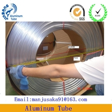 Refrigerator Cooling Coil Aluminum Tube