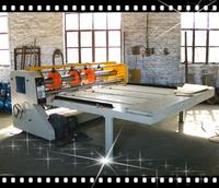 good price slitting creasing corner-cutting slotter/orrugated cardboard making