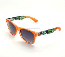 orange frame sunglasses, high quality new style sun glasses